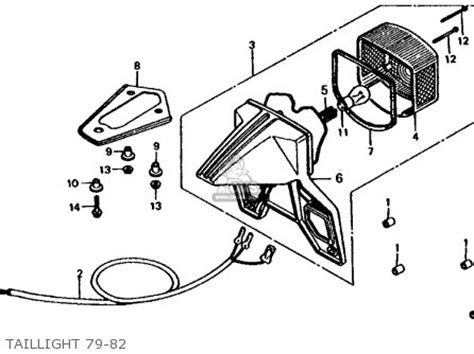 1979 honda xl185s wiring diagram wiring diagram and