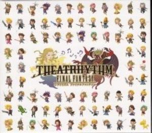 artists theatrhythm final fantasy compilation album cd  flac mp  lossless