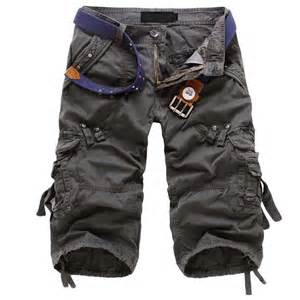 treillis baggy shorts de travail baggy pantacourt camo court cargos