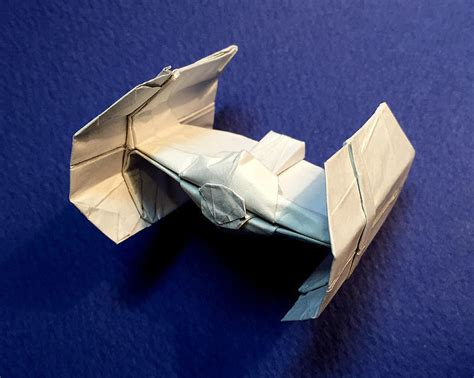 Advanced Origami - wars origami episode i vehicles and vessels