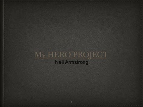 neil armstrong biography powerpoint neil armstrong
