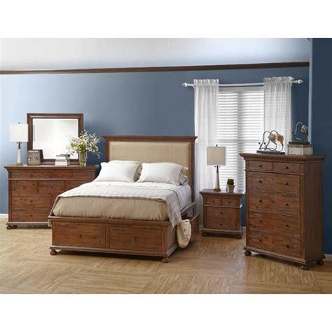 jofran geneva hills storage platform customizable bedroom