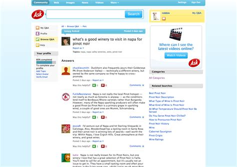 1 the new answers 0890515093 latest ask com rev all about answers cnet
