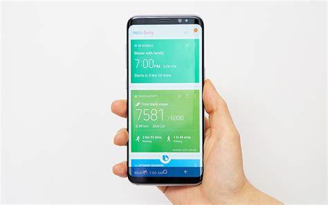 samsung galaxy s8 bixby kommt in deutschland erst samsungs neue smartphone flaggschiffe galaxy s8 s8 mit bixby und dex