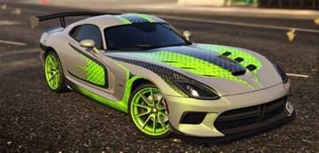 Dodge Viper Pictures Dodge Viper Srt Ta Quot Venomous Quot Livery Gta5 Mods