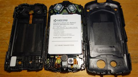 reset android battery kyocera brigadier inside reset android