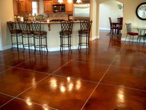 How Much Does Stained Concrete Cost?
