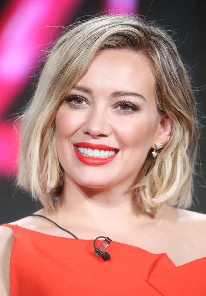 Hilary Duff Hairstyles by Hilary Duff Cut Hairstyles Lookbook
