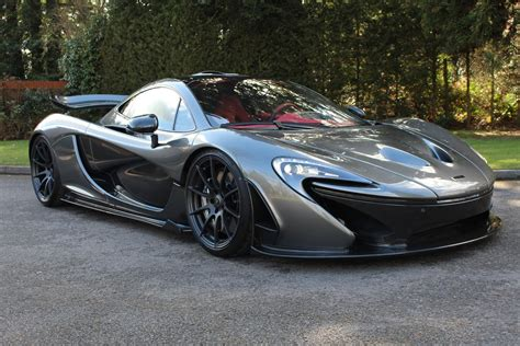 mclaren p1 grey www pixshark images galleries with
