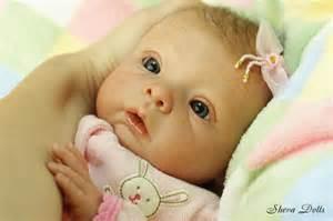 Adorable lifelike reborn baby girl sophie evelina wosnjuk sculpt