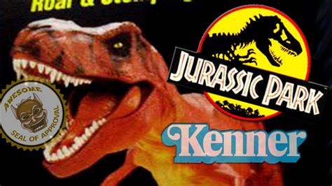 jurassic park series 1 jurassic park toys jp series 1 tyrannosaurus rex