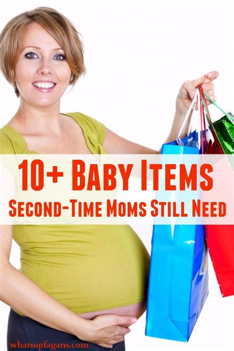 What Do You Need For Baby Shower by What Second Time Actually Need On Their Baby Registry