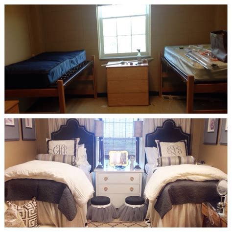 room transformation dorm room before after wow could definitely be done