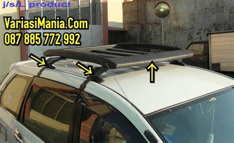 Rak Bagasi Atas Mobil Avanza jual rack rak bagasi atas mobil plastik kaki sportrack kualitas bagus variasimania