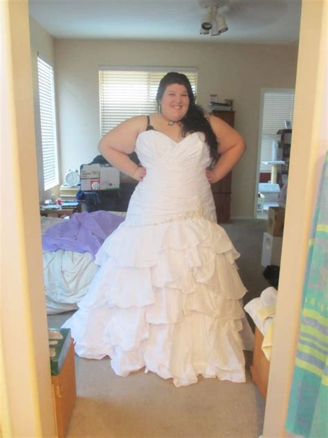 Wedding Dresses Size 24 by Size 20 Up Dress Pictures Weddingbee
