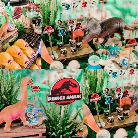 jurassic park themed birthday party kara s party ideas jurassic park themed birthday party
