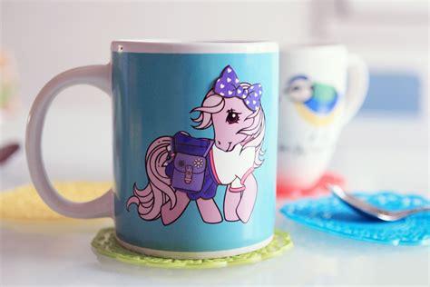 My Ponny Mug my pony le mug personnalisable poulette magique