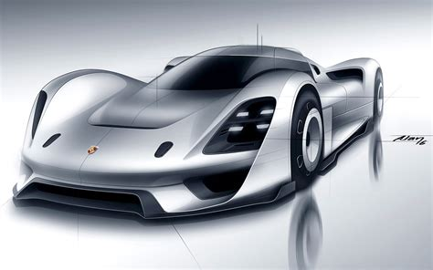porsche concept sketch porsche 908 04 concept design sketch render car body design