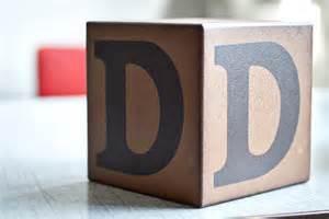 Bathtub Caddy Wood Sale Large Wooden Alphabet Block Letter D