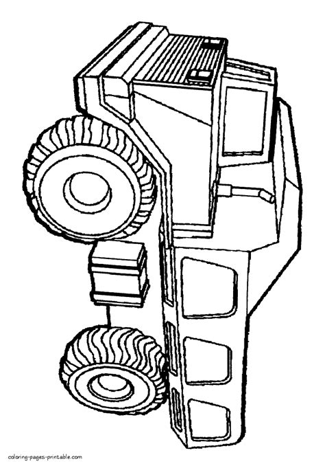 crayola free coloring pages cars trucks other vehicles construction vehicles coloring pages a dump truck