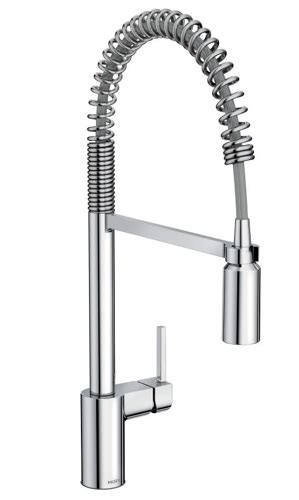Best Pre Rinse Kitchen Faucet Moen Align Vs Delta Trinsic Pro Which Of These Single