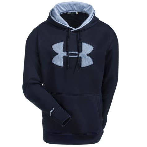 under armoir sweatshirts under armour sweatshirts men s 1259632 002 black storm