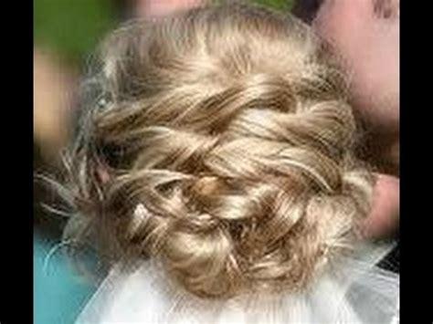 over lap hair quick easy twist overlap updo spreadinsunshine15 youtube