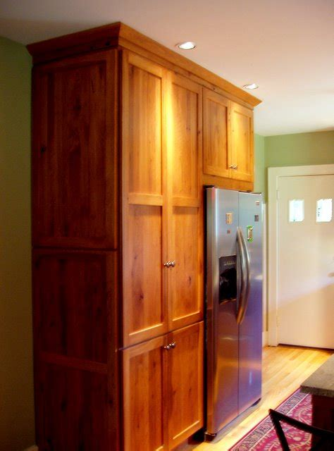 Restoring Old Kitchen Cabinets by Arts And Crafts Style Kitchen