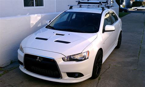 Mitsubishi Lancer Roof Rack by Roof Rack Mounting Point In Usdm Evolutionm