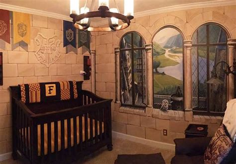 parents create harry potter nursery 28 images parents