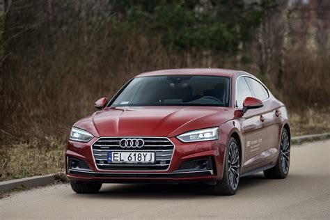 Audi A5 2 0 Tfsi Test by Audi A5 Sportback 2 0 Tfsi 252 Km Quattro S Tronic Test