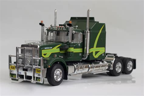 model trucks australia italeri australian truck 1 24 scale plastic model kit 719