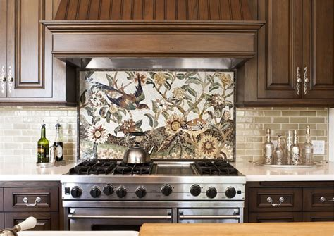 copper tile backsplash kitchen contemporary with accent belfast copper mosaic tile bathroom contemporary with
