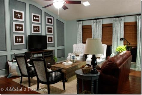 John & Alice?s Family Room   Addicted 2 Decorating®