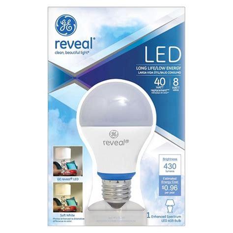 Ge Reveal 40 Watt Led Light Bulb Target Ge Reveal Led Light Bulbs