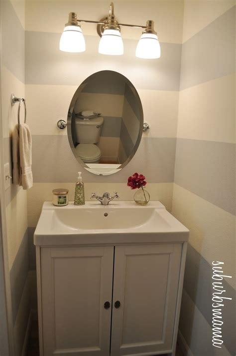 Half Bathroom Makeovers by Half Bath Makeover Spruce Up The Home
