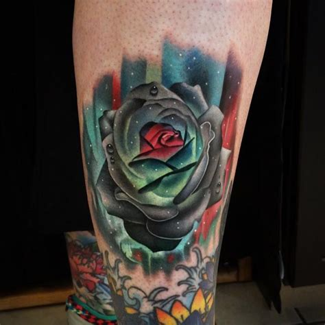 Lights Tattoos by Northern Lights By Andres Acosta Tattoonow