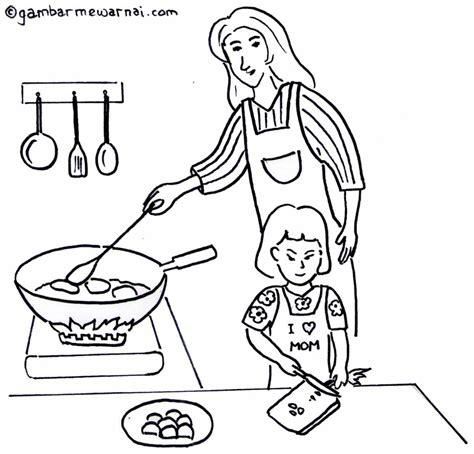 contoh gambar kartun muslimah contoh