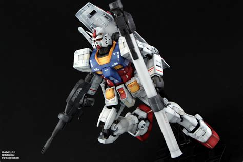 Gundam Mg Rx 78 2 mg impulse gundam ism gaming gunpla
