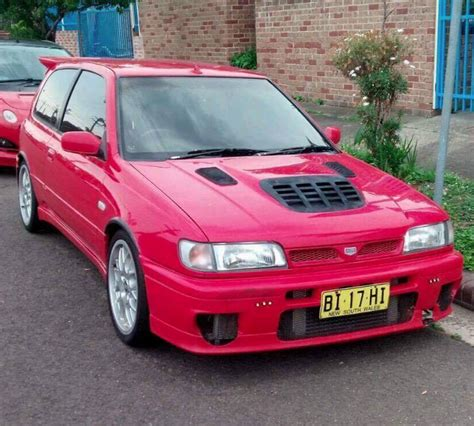 nissan pulsar turbo jdm rhd 1992 nissan pulsar gti r awd turbo 5 speed a c for