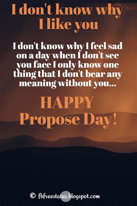 images of love proposal quotes love proposal messages for propose day 2018