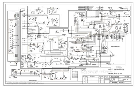 motorhome wiring schematic rv water electrical