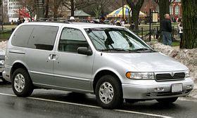 how cars work for dummies 2002 mercury villager lane departure warning mercury villager wikipedia