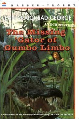 a gumbo in books the missing gator of gumbo limbo an ecological mystery