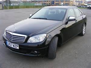 Mercedes Uk Used Used Mercedes 2007 Petrol Class C180k Se 4dr Manaul