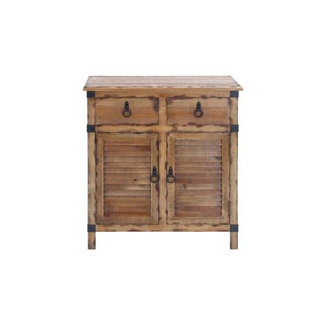 Louvered Cabinet Doors Home Depot Organic Wooden Louvered Door Cabinet 53197 The Home Depot