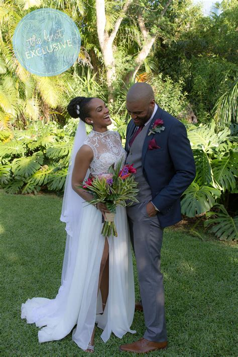 exclusive    times mekia  marries
