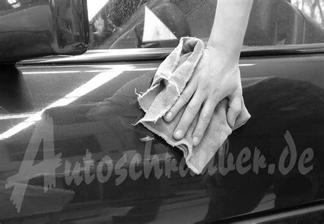 Autolack Polieren Ohne Maschine by Autoschrauber De Auto Lack Polieren