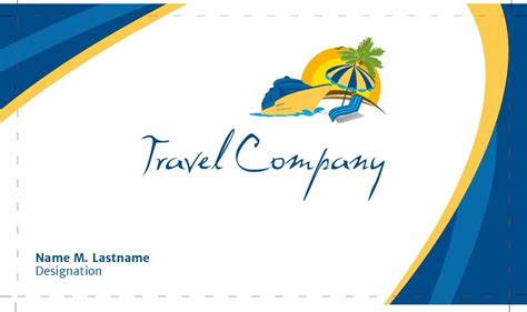 visiting card templates for tours and travels travels visiting card design templates theveliger