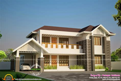 pentagon house plans 9 beautiful kerala houses by pentagon architects kerala home design and floor plans